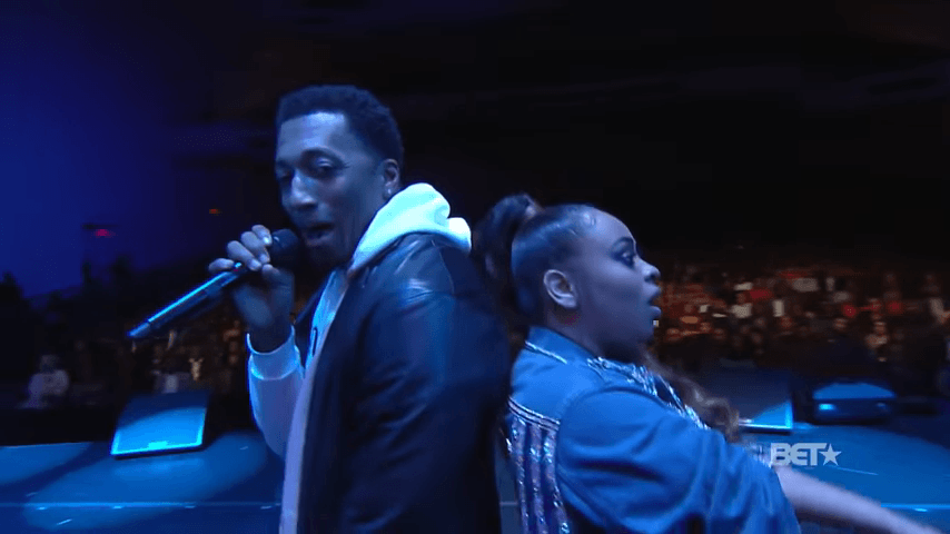 Koryn Hawthorne And Lecrae Are Unstoppable Super Bowl Gospel '19