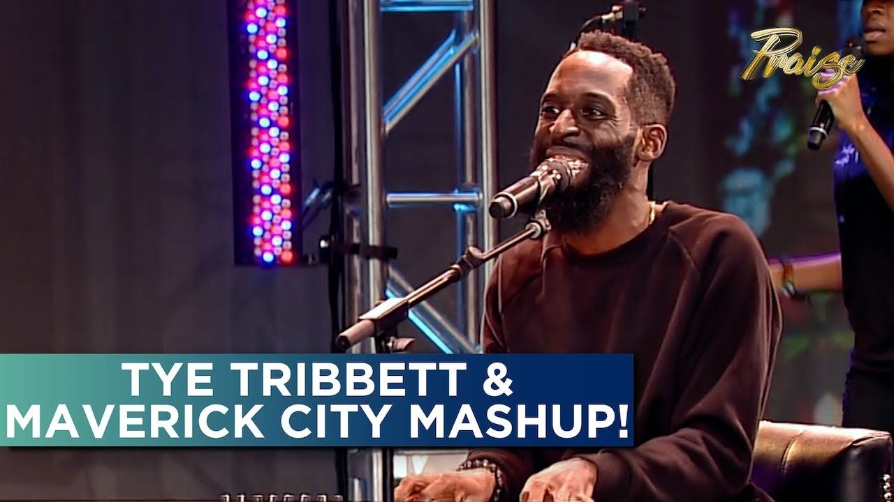 Tye Tribbett, Dante Bowe, Brandon Lake, Naomi Raine : No Other Choice and Man Of Your Word [LIVE]