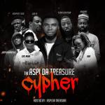 Download Mp3: THE ASPI DA TREASURE CYPHER - Aspi Da Treasure