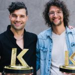for KING & COUNTRY Earns 2 More K-LOVE Fan Awards