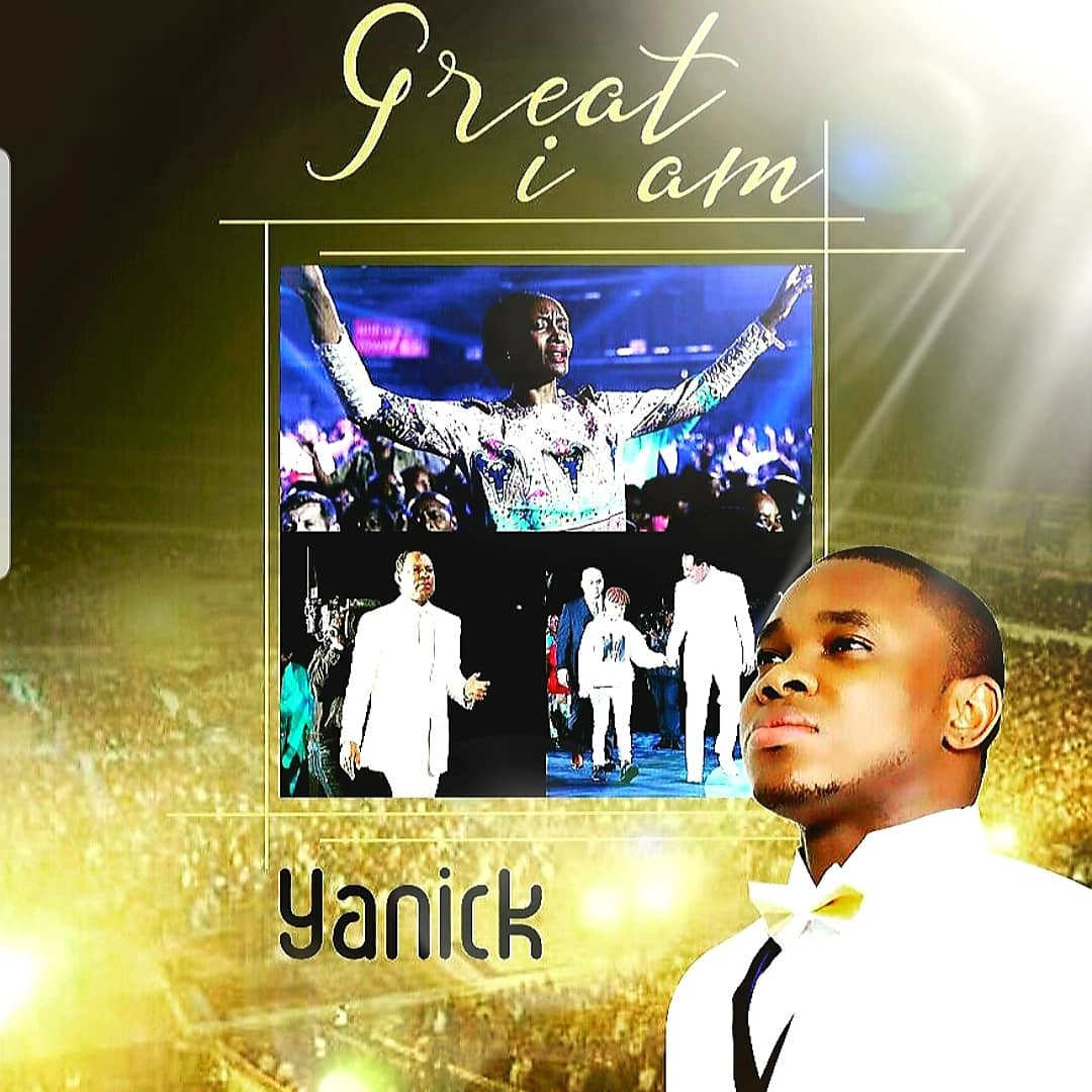 Download Great I Am - Yanick