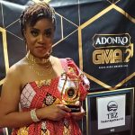Maureen Biniyam Wins Us Based Uncovered Artiste of the Year at Ghana Music Awards