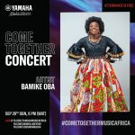 """Bamike Oba to Headline the Second Edition of """"Come Together Concert"""" This Sunday"""