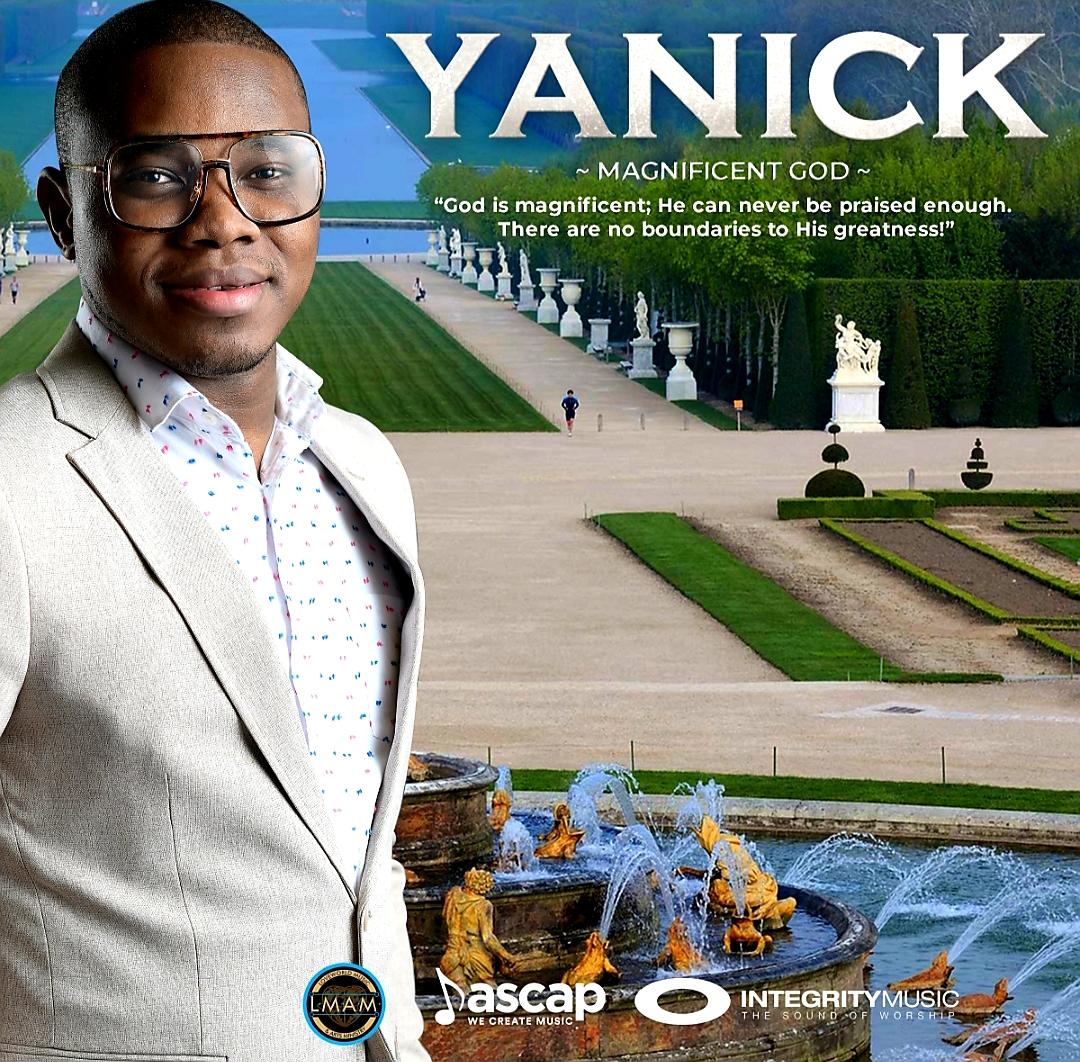 Download Mp3 : Magnificent God - Pastor Dr.Yanick